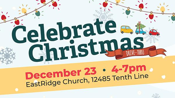Celebrate Christmas event